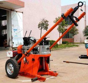 150m de Installatiemachine van de Diepte Geotechnische Draagbare Boring/Roterende Boringsinstallatie